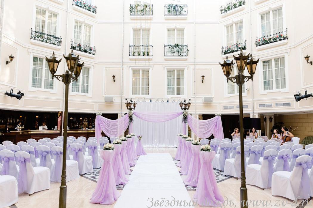 Выездная регистрация свадьбы в Спб