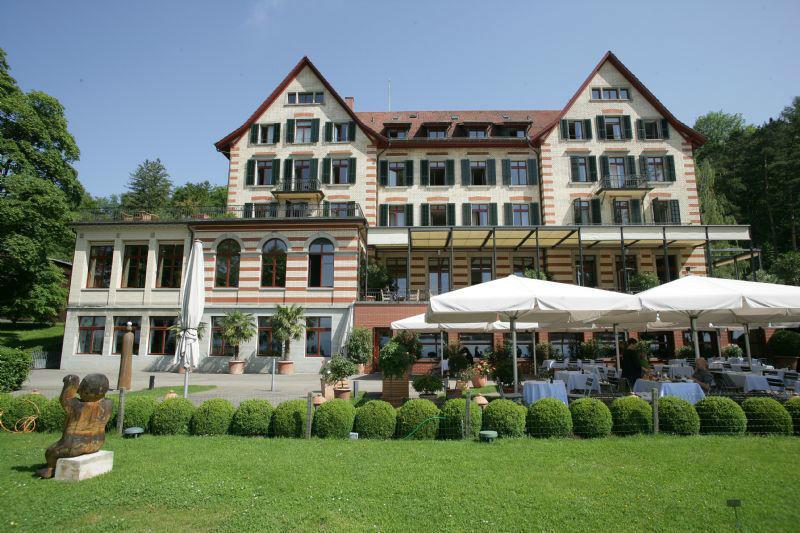 Beispiel: Außenansicht, Foto: Sorell Hotel Zürichberg.