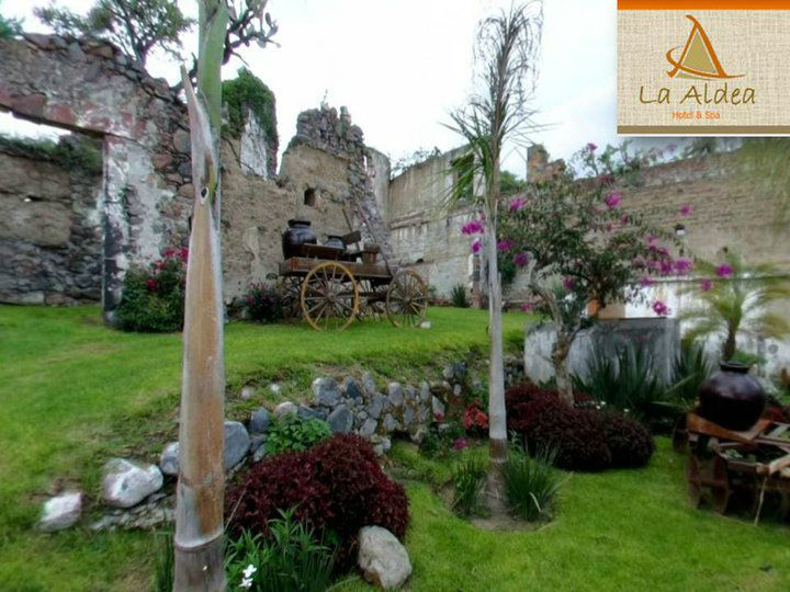 La Aldea Hotel & Spa en Puebla