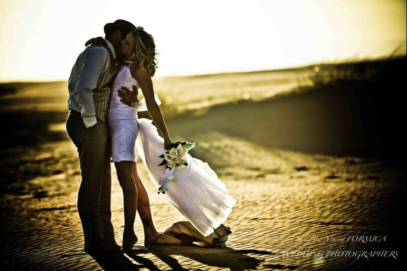 Nelly & Vincent FORMICA Artistes Auteurs International Wedding Photographers Spécialisés dans les Mariages à l'étranger