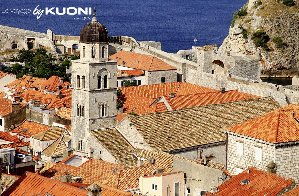 Dubrovnik, Croatie - ©H. Serdar/Office du Tourisme de Croatie