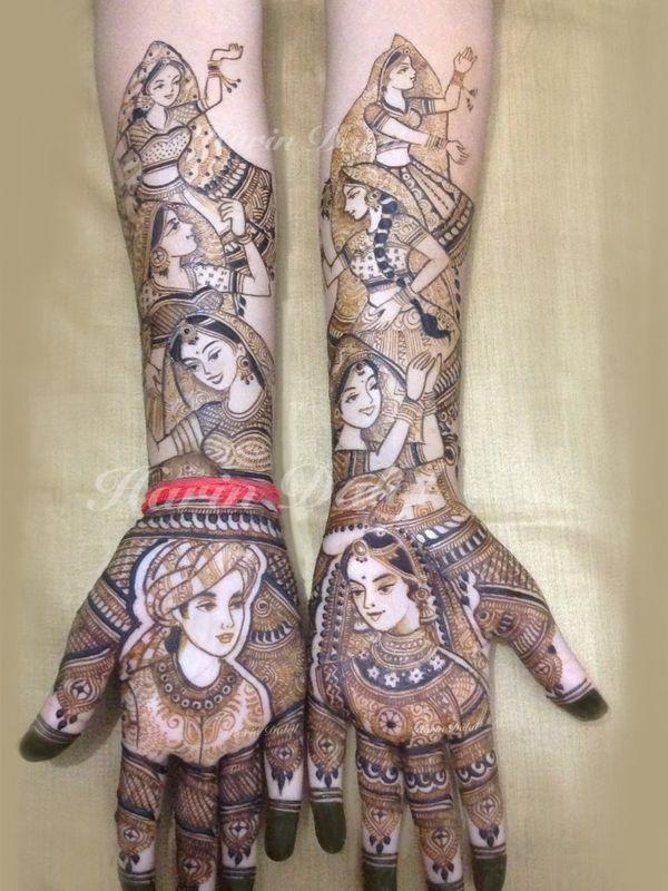 Harin's Mehandi