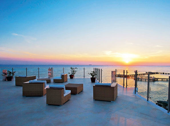 Hotel para lunas de miel - Foto Dream Luxury Beachfront Villa