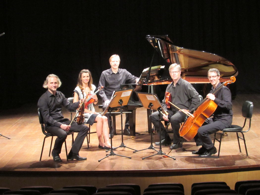 Vienna Strings - Streichquartett und Klavier