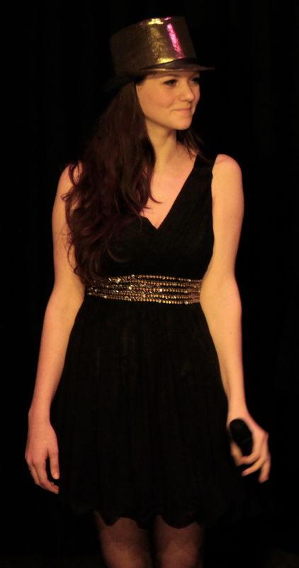 Sängerin Sina