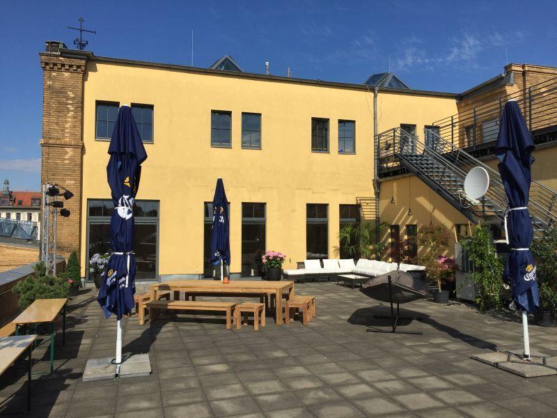 Palais Atelier mit Dachterrasse