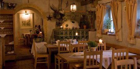 Beispiel: Gaststube, Foto: Schloss Blutenburg.