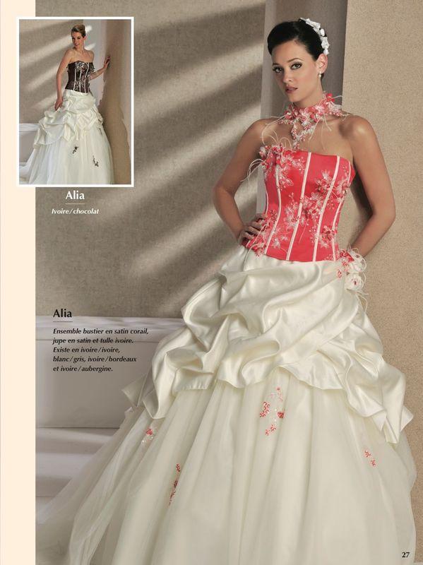 Robe de mariée Annie Couture en dépôt-vente chez Mariage en Rose.