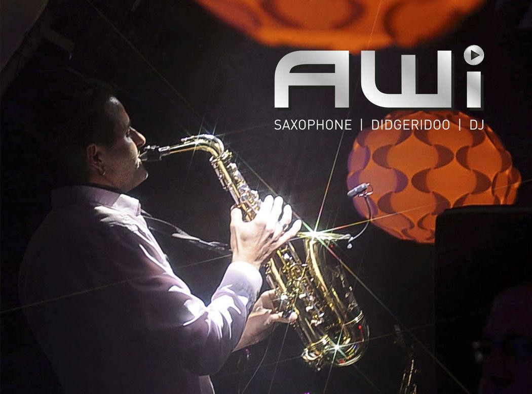 AWI – Saxophone | DJ