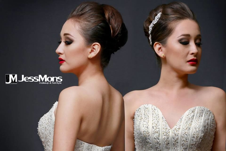 JessMons Makeup and Hairstyle