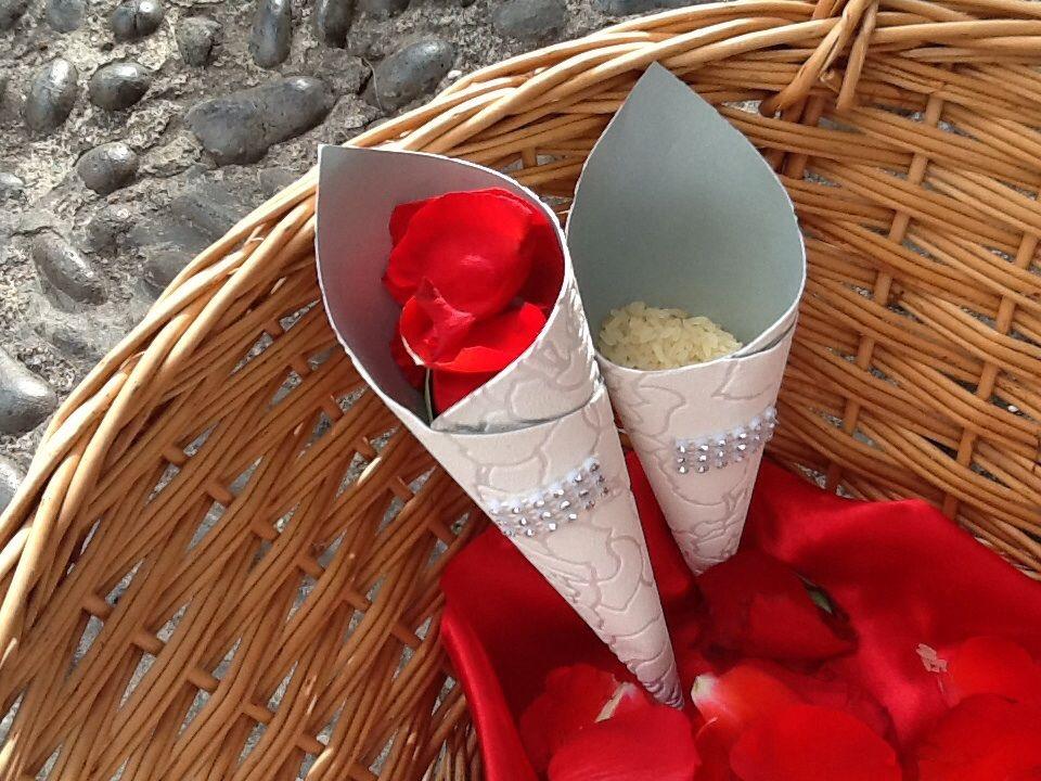 cones arroz personalizados
