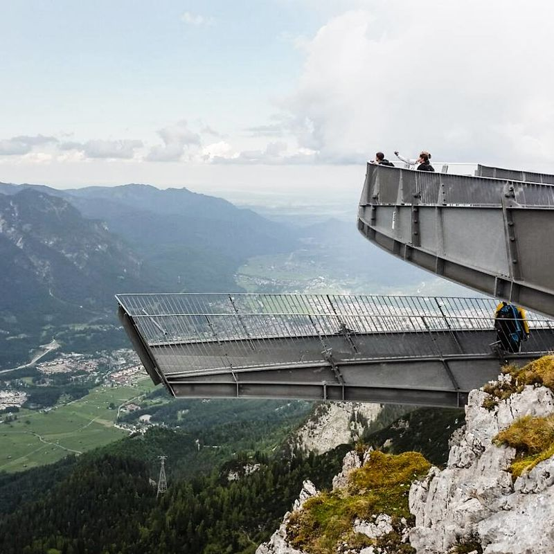 Zugspitze – Top of Germany