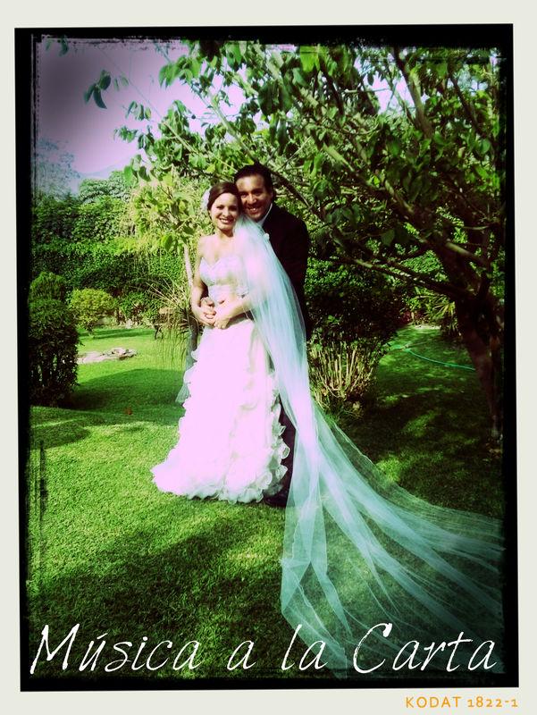 Matrimonio Pachacamac Dic 2016