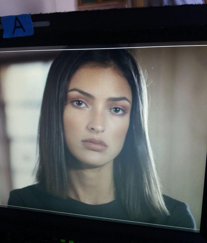Sara Salgado para serie Tv  mais info:  andreiadealmeidamua@outlook.pt