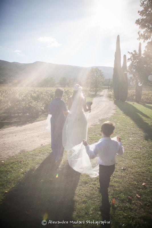Mariage à la Bastide de Marie