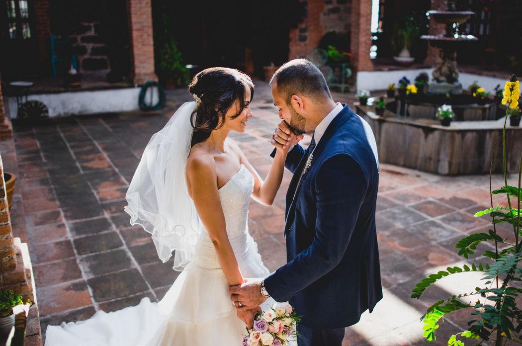 Alejandro Álvarez - Wedding Photography