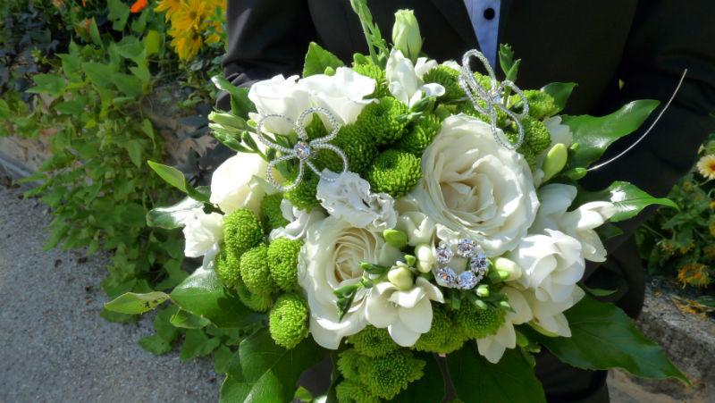 Bijoux de bouquet - La Mariée By Eugénie