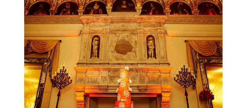 Decoración Ceremonia Civil Interior Boda Invierno