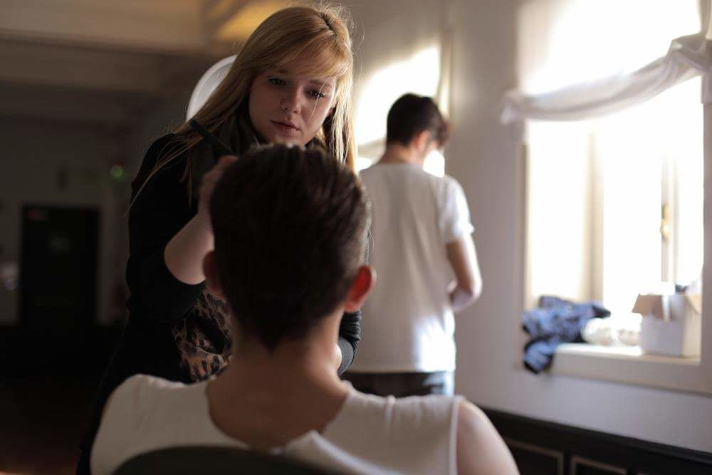 Benny.makeup artist