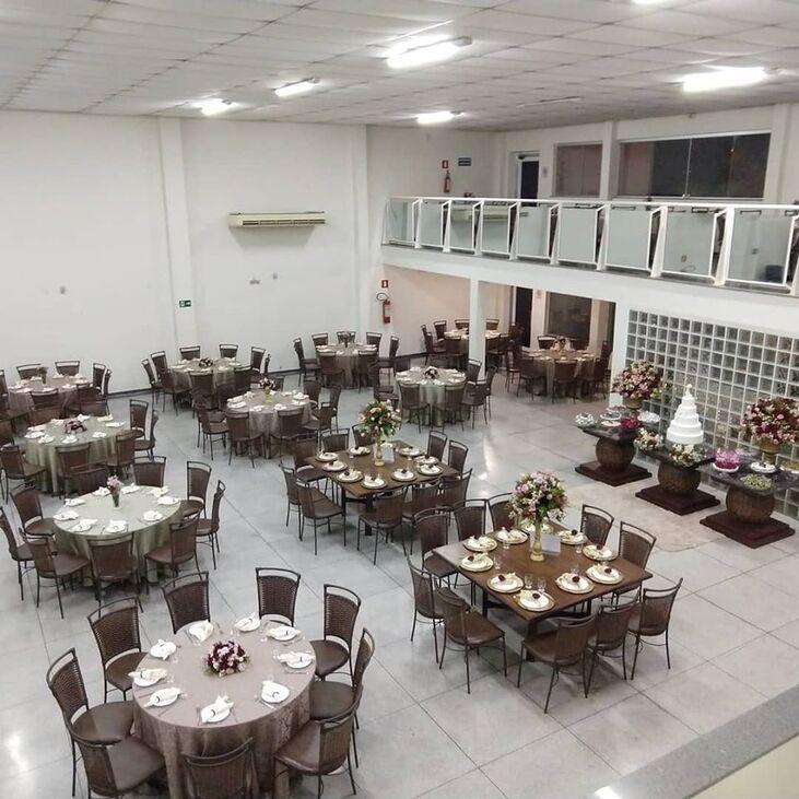 Espaço Pyth Salão de Festas