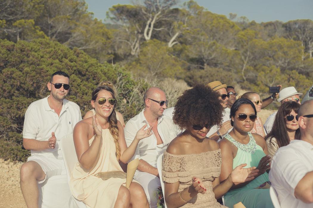 Boda en Es Vedrà, Ibiza