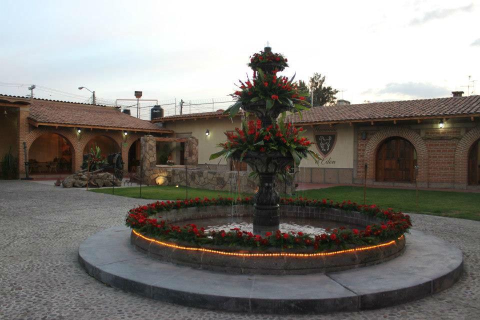 Hacienda El Edén