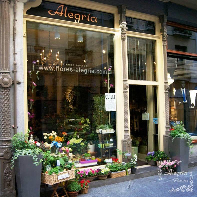 Flores Alegría Bilbao