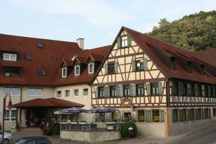 Beispiel: Vorderansicht, Foto: AKZENT Hotel Goldener Ochsen.