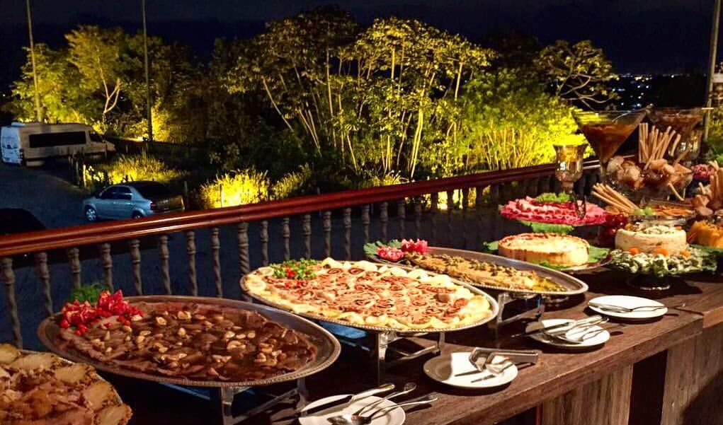Buffet Villa Sandino