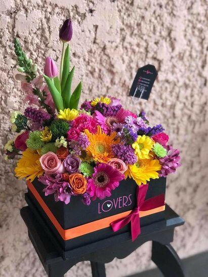Lovers Flower Shop