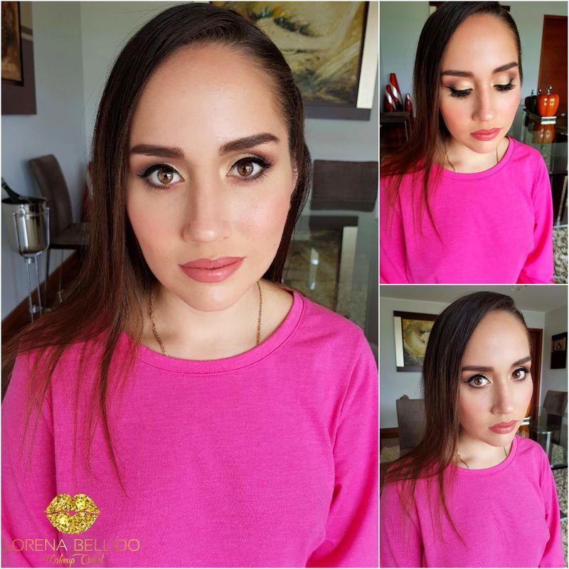 Lorena Bellido Make Up Artist
