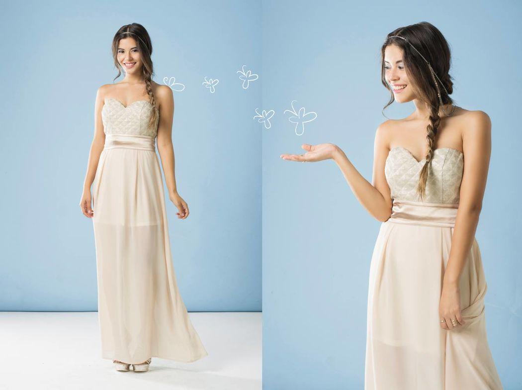 Cuatro colores en vestidos de fiesta que combinan con todo ...