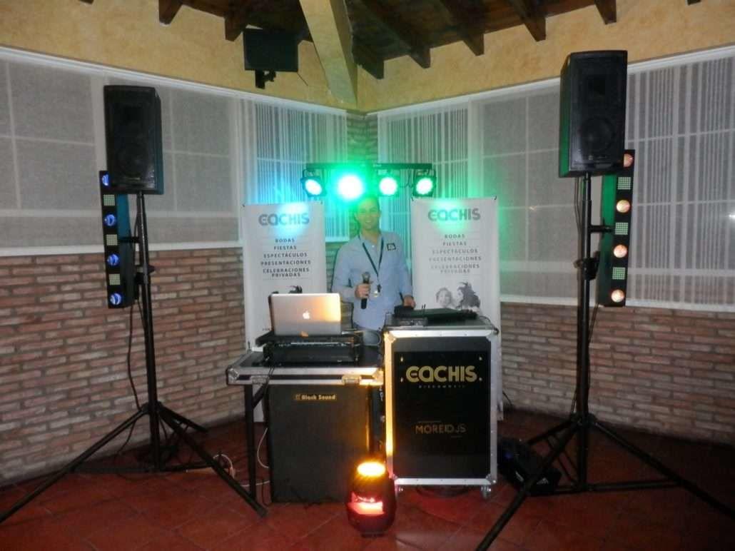 Los Cachis - Disco móvil
