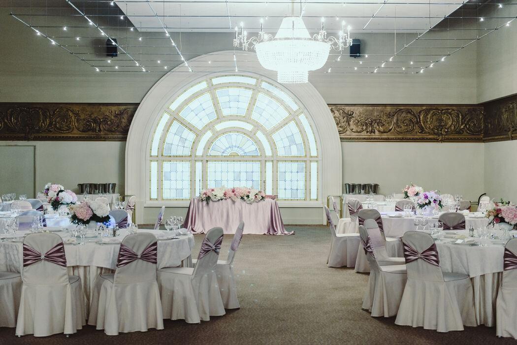 Свадьба Филиппа и Елены в ресторане