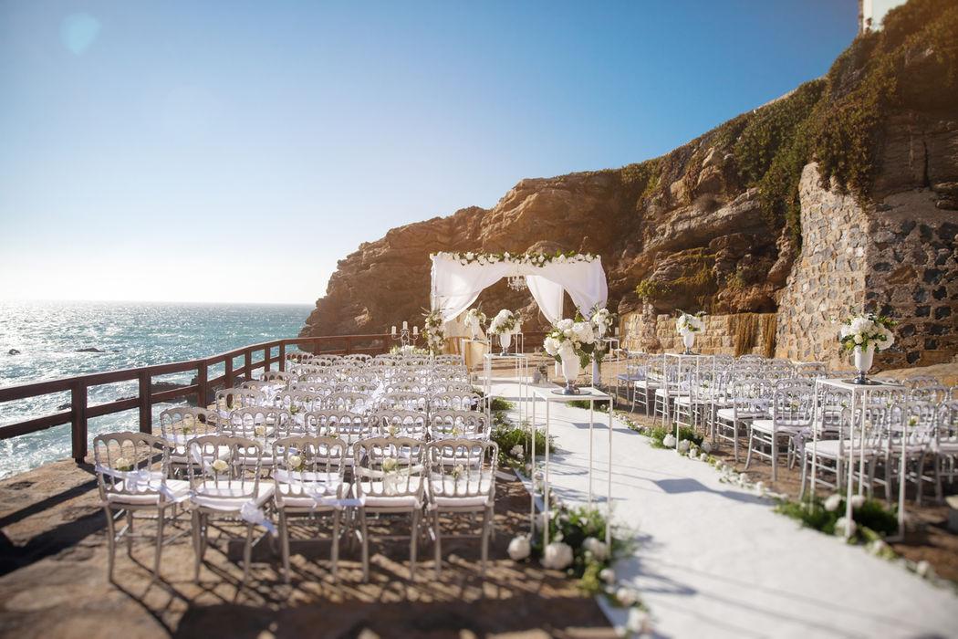 Dream Weddings Europe - Mariage en bord de mer au Portugal