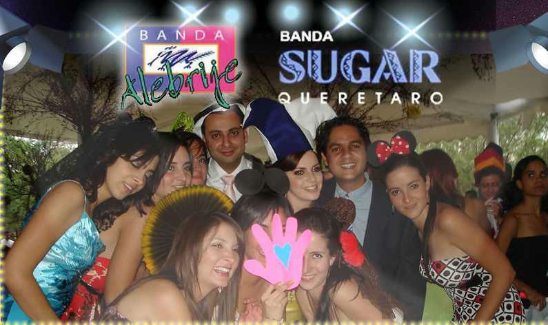 Sugar Alebrije Bandas