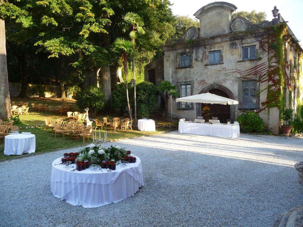 Villa di Corliano