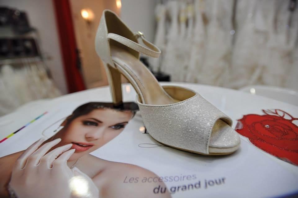 Vos chaussures de mariage chez Déclaration Mariage !