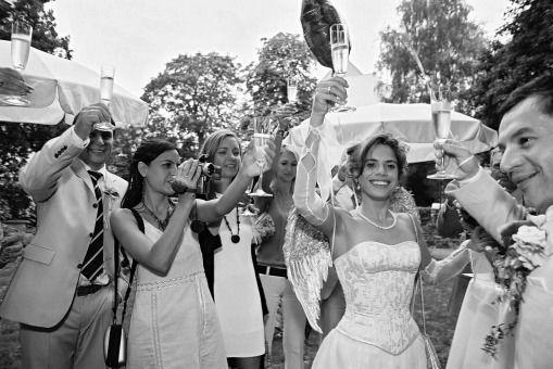 Beispiel: Professionelle Hochzeitsplanung, Foto: Frank Matthée.Wh!te.