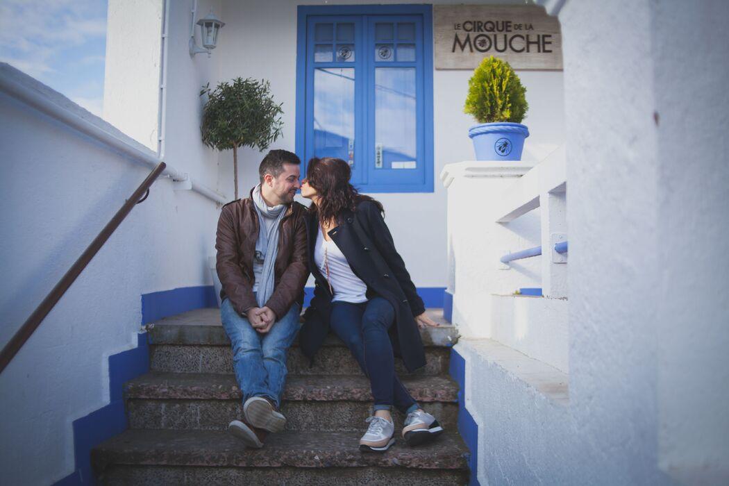 Besos con sabor a Mediterráneo