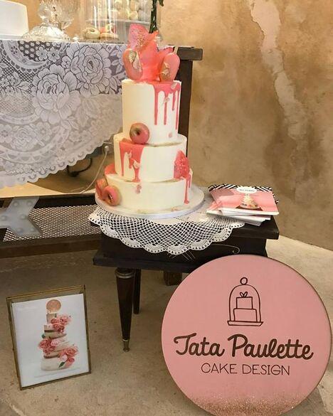 Tata Paulette Cake Design