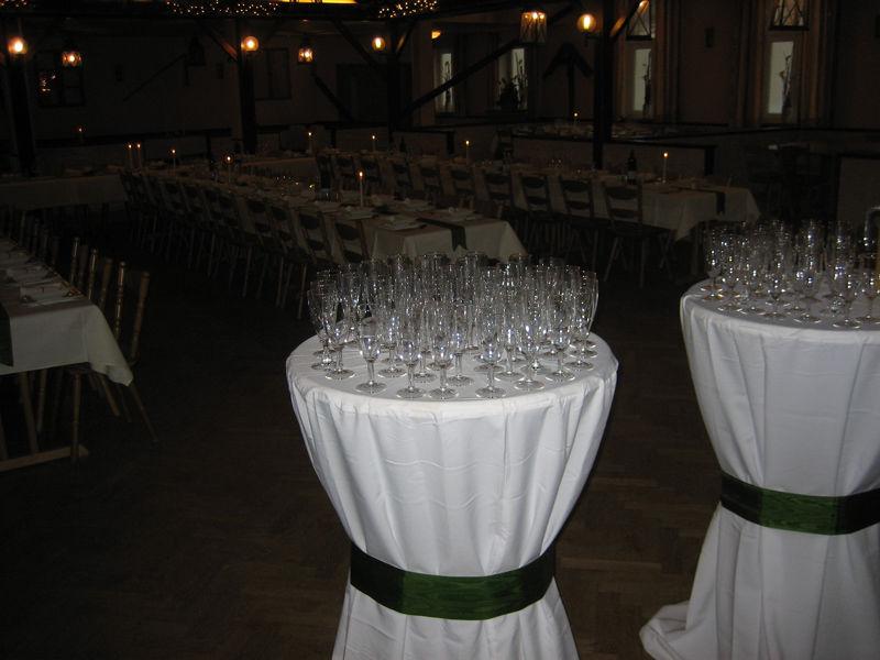 Beispiel: Eventdekoration, Foto: Gasthof Peterwirt.