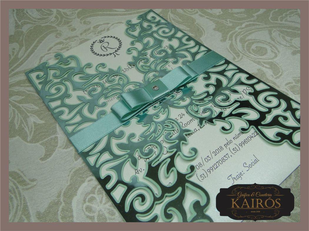 Conviteria Kairós