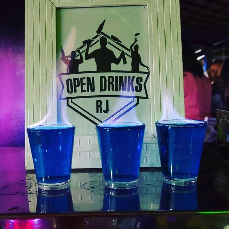 Open Drinks RJ - Serviço de Open Bar