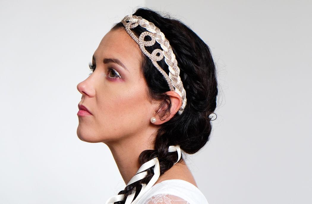 Headband Pauline et robe Audrey photographe : : Fabien Wack