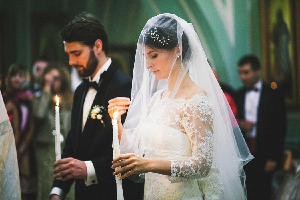 Свадебное агентство MarryMe Agency. Венчание