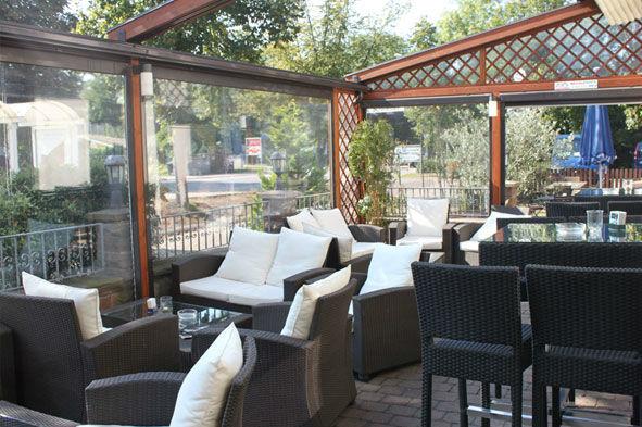 Beispiel: Außenterasse, Foto: Café Stormwind.