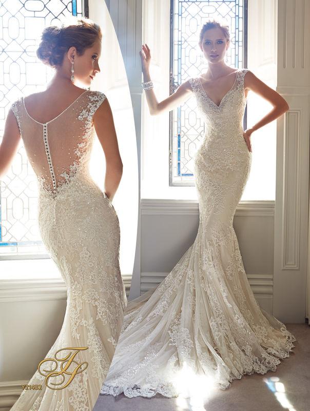 Tutti Sposa - Vestido de Noiva - Modelo  Y21432