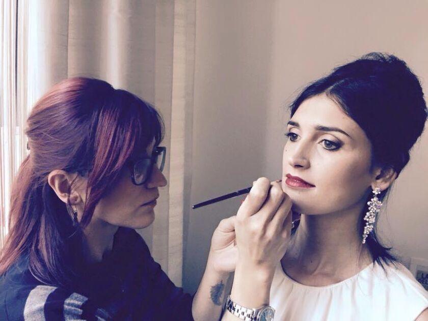 Sara Scarpa Make Up Artist