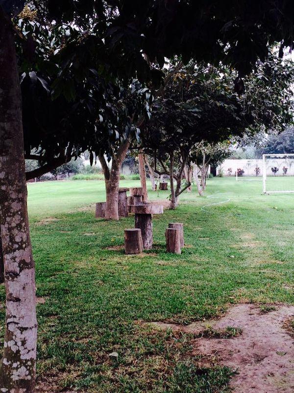 Casa Blanca, Pachacamac